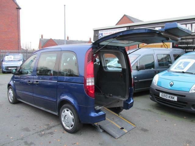 Mercedes Vaneo wheelchair accessible, disabled access mobility car, WAV | in Atherton ...