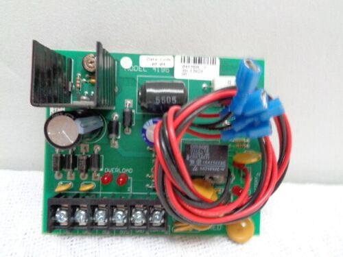 Silent Knight Security Systems SK-4195 Auxiliary Power Supply Module