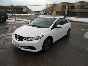 2015 Honda Civic EX Sedan ONLY $$$$ 13900
