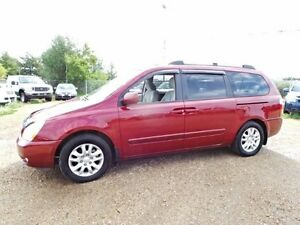 2008 Kia SEDONA EX For Sale Edmonton