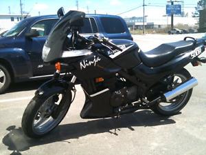 Ninja 500r