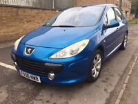 2006 Peugeot 307 1.6 se very cheap and reliable car