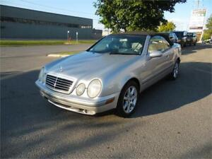 1999 Mercedes-Benz CLK 320 Convertible