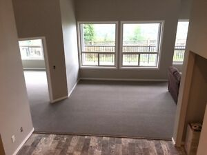 NEW large walkout basement suite with HUGE patio and yard
