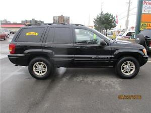 1999 JEEP GRAND CHEROKEE LIMITED V8 4X4..PERFECT BODY