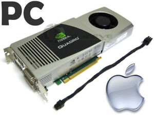 macpro  Genuine Apple NVIDIA Quadro FX 4800 1.5GB CUDA Mac Pro