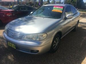 2005 NISSAN PULSAR ST SEDAN, AUTOMATIC, REVERSE CAM, ONLY 139,105KMS, REGO, WARRANTY, JUST SERVICED! North St Marys Penrith Area Preview