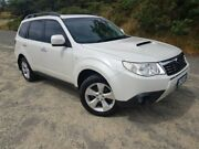 2010 Subaru Forester S3 MY10 XT AWD Premium White 5 Speed Manual Wagon South Burnie Burnie Area Preview