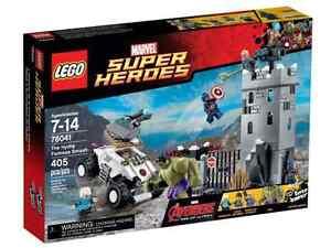 LEGO 76041 NEUF The Hydra Fortress Smash