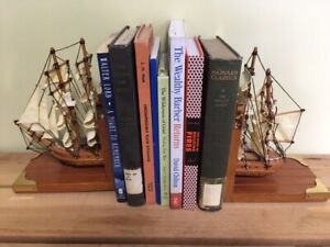 Decorative Book-End, (Book-holder)
