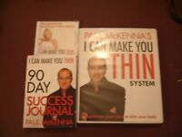 "Paul McKenna's ""I can make you thin"" package."