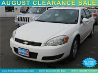 2006 Chevrolet Impala LTZ Sedan with Leather for 6 PASSENGERS