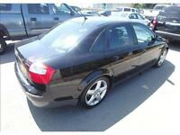 2002 AUDI A4 1.8 T SEDAN (BLACK , LOADED , GORGEOUS!!) WOW! Edmonton Edmonton Area Preview