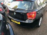 2011 BMW 1 Series 120d Se 2 Hatchback Diesel Manual