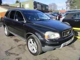 VOLVO XC90 2.4 D5 SE SPORT AWD 5d AUTO 185 BHP (black) 2007