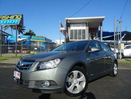 2010 Holden Cruze JG CDX Grey 6 Speed Automatic Sedan Parramatta Park Cairns City Preview