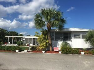Mobile Home for Sale in Vero Beach Florida