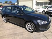 2013 Volkswagen Golf VII MY14 110TDI DSG Highline Deep Black Pearl Effect 6 Speed Park Holme Marion Area Preview
