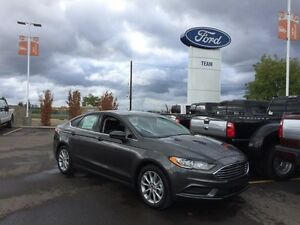 2017 Ford Fusion SE Edmonton Edmonton Area image 1