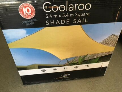 Shade sail 6 months old paid $300 has a small hole $90