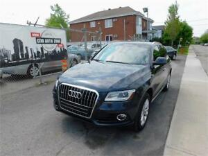 AUDI Q5 TDI QUATTRO TECHNIK 2015 (AUTOMATIQUE BLUETOOTH)