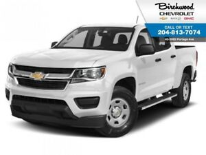 2019 Chevrolet Colorado WT, 4WD, Crew Cab, Backup Cam