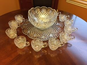 Antique Punch Bowl