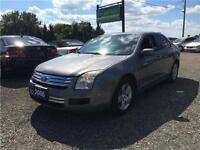 2006 Ford Fusion SE 4 CL
