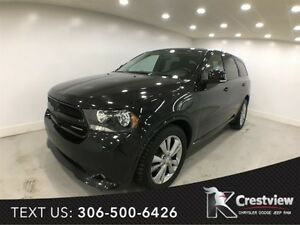 2011 Dodge Durango R/T | Leather | Sunroof | Navigation | DVD