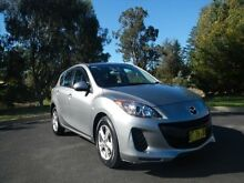 2012 Mazda 3 BL10F2 MY13 Neo Activematic Aluminium 5 Speed Sports Automatic Hatchback Young Young Area Preview