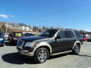 RARE!!! FINANCE IT!!! 2010 Ford Explorer Eddie Bauer - LIKE NEW!