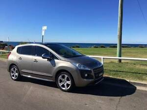 2010 Peugeot 3008 Hatchback Coogee Eastern Suburbs Preview