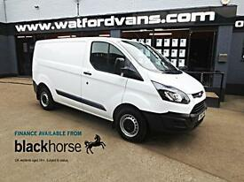 2013 Ford Transit Custom Econetic 290 2.2TDCi 100ps L1 H1 SWB E/W Bluetooth Dies