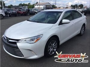 Toyota Camry XLE V6 GPS Cuir Toit Ouvrant MAGS 2017