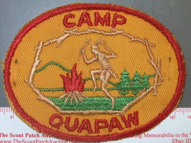 Boy Scout Camp Quapaw AR 0184X