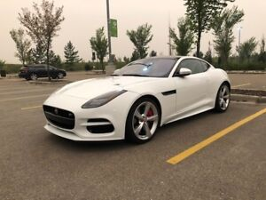 2018 Jaguar F-Type R available for lease transfer $1,111 a month