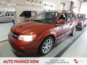 2012 Dodge Journey R/T All-wheel Drive RENT TO OWN OR FINANCE