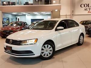 2016 Volkswagen Jetta Sedan TRENDLINE-AUTO-CAMERA-HEATED SEATS-O