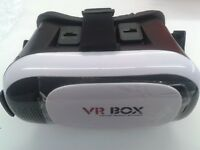 VR BOX - Virtual Realty Headset - £10 - Brand New and Boxed