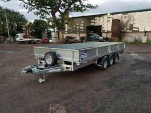huge flatbed trailer - Ifor Williams NEW 3.5T ATM Kenwick Gosnells Area Preview