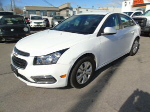 2016 Chevrolet Cruze Limited/Back up camera