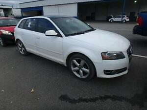 2013 AUDI A3 PROGRESSIV TDI **AUTOMATIC**NO ACCIDENTS**BIG ROOF*