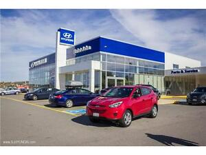 2015 Hyundai Tucson GL! ONE OWNER! LOW KMS! HEATED SEATS!