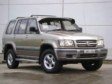 2001 Holden Jackaroo Wagon Moss Vale Bowral Area Preview