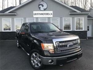 2014 Ford F150 CREW CAB XTR Package