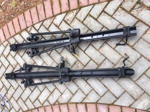 Bike roof rack (x2)