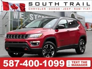 2017 Jeep Compass Trailhawk CALL NOSH @587-400-0812 FOR DISCOUNT