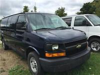 2005 Chevrolet Express 2500 Extended