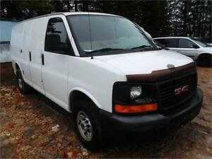 2007 GMC Savana Cargo Van Re-Builder