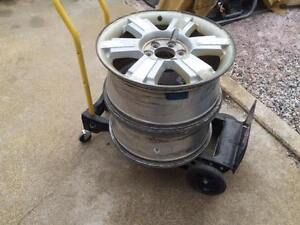 """4 - Ford F150 Aluminum Rims Perfect for Winter !! 20"""""""